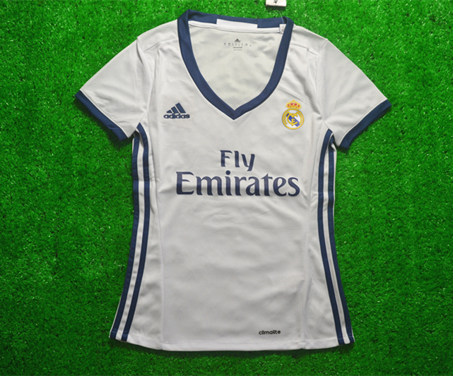 Jersey Real Madrid 2017 Ladies